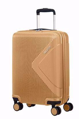 American tourister valigia cabina Modern Dream 55 cm gold