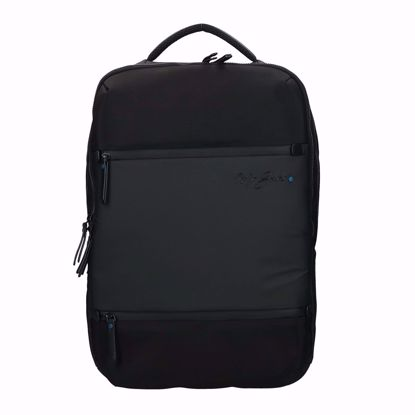 zaino Mr Gabs L nero,backpack Mr Gabs L black