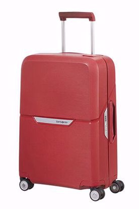 Samsonite valigia Magnum spinner 55 cm rust red