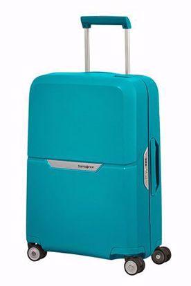 Samsonite valigia Magnum spinner 55 cm caribbean blue