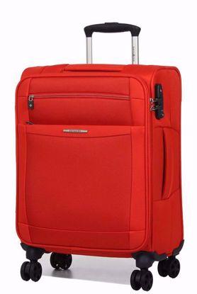 Samsonite valigia Dynamo 55 cm spinner rosso