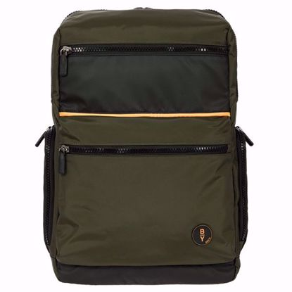 Bric's backpack Eolo business olive B3Y04491.078
