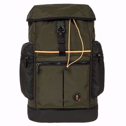 Bric's backpack Eolo explorer olive B3Y04494.078