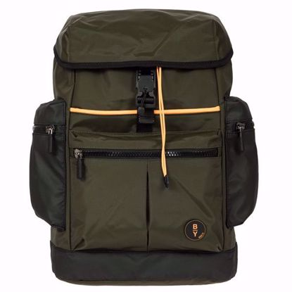 Bric's backpack Eolo explorer large olive B3Y04495.078