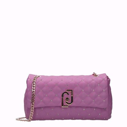 Liu Jo the LJ bag borsa it bag M fuchsia