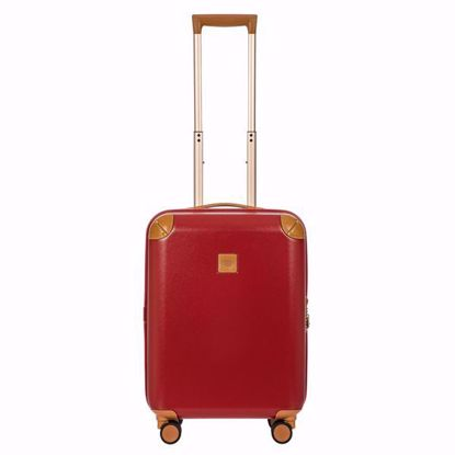 Bric's cabin luggage Amalfi 55cm red BAQ08351.190