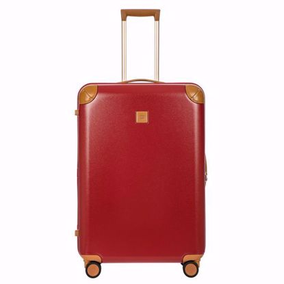 Bric's luggage Amalfi large 76cm red BAQ08354.190