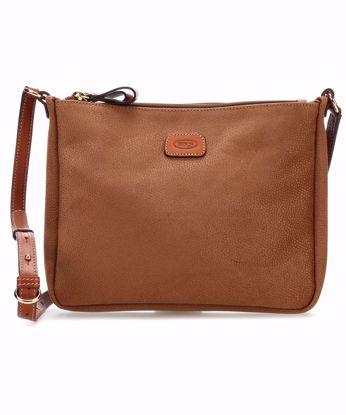Bric's crossbody bag Life camel BLF03866.216