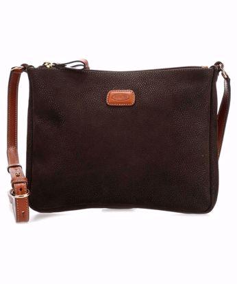 Bric's crossbody bag Life olive BLF03866.378
