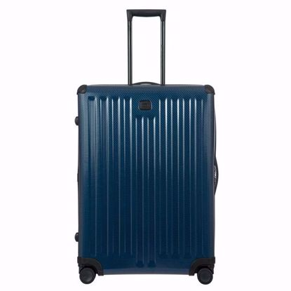 Bric's luggage large Venezia 78 cm blue BZI08384.510