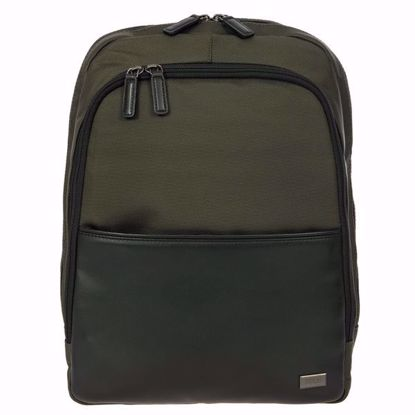 Bric's laptop backpack Monza City olive BR207714.078