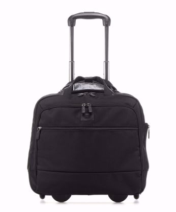 Bric's cabin luggage Pisa pilot 43cm black BIG08127.001