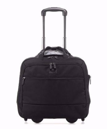 Bric's cabin luggage Pisa pilot 43cm black BIG08127.001