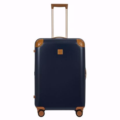 Bric's luggage Amalfi medium 70cm blue BAQ08353.006