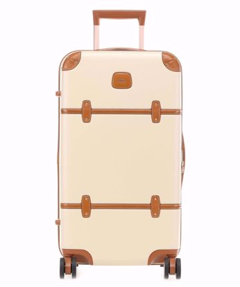 Bric's luggage travel trunk 70cm Bellagio cream BBG28314.014