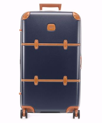 Bric's luggage travel trunk 75cm Bellagio blue BBG28315.698