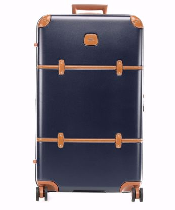 Bric's  luggage travel trunk XL Bellagio blue BBG28316.698
