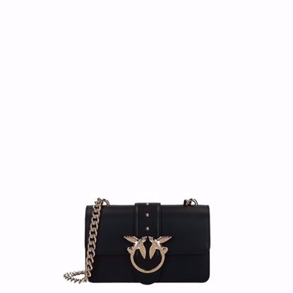 Pinko love bag mini Simply black