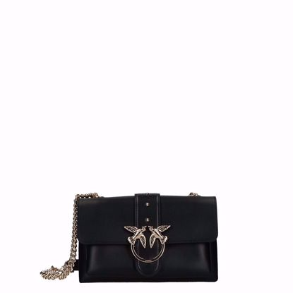 Pinko love bag mini Soft Simply black