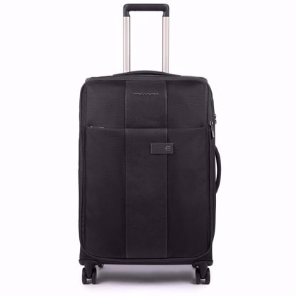 Piquadro trolley medio espandibile Brief nero