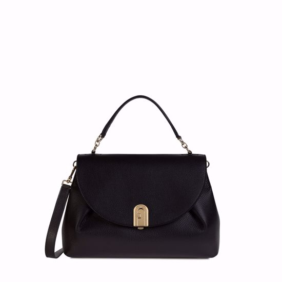 Picture of hand bag Sleek M black