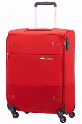 Samsonite valigia Base Boost 55 cm 2 ruote, luggage Base Boost 55 cm 2 wheels red Samsonite