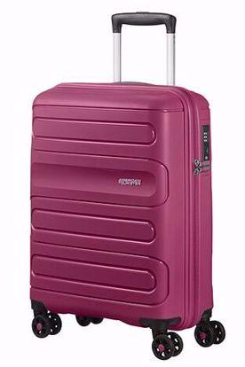 American Tourister valigia Sunside 55 cm raspberry,  luggage Sunside 55 cm raspberry American Tourister