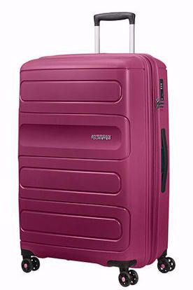 American Tourister valigia Sunside 77 cm raspberry, luggage Sunside 77 cm raspberry American Tourister