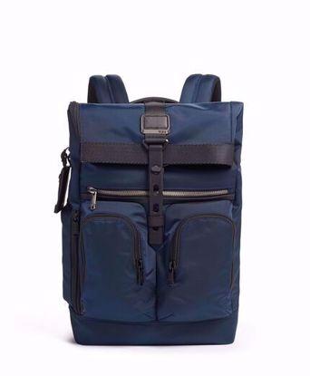 Tumi zaino Lance Alpha Bravo navy , Tumi backpack Lance Alpha Bravo navy