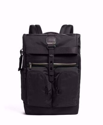 Tumi zaino Lance Alpha Bravo black , Tumi backpack Lance Alpha Bravo black
