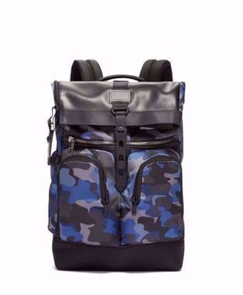 zaino Tumi London Alpha Bravo camouflage, Tumi backpack London Alpha Bravo camouflage