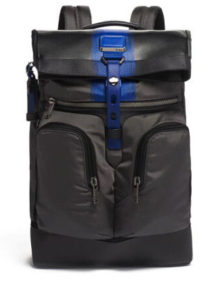 zaino Tumi London Alpha Bravo Brigh blue, Tumi backpack London Alpha Bravo Brigh blue
