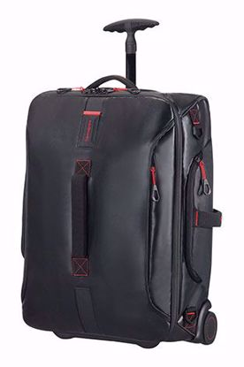 Samsonite  valigia borsone con ruote Paradiver Light 55, Samsonite luggage duffle Paradiver Light 55