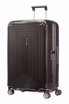 luggage Neopulse spinner 69 cm metallic balck