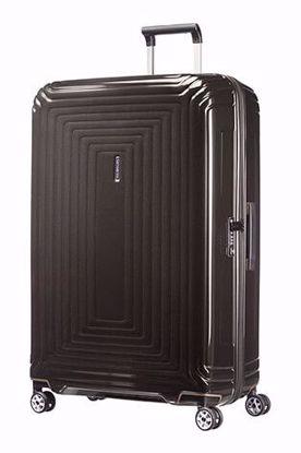 Samsonite luggage Neopulse 81 cm spinner metallic black