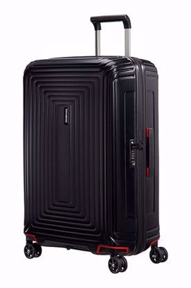 Samsonite valigia Neopulse spinner 81 cm matte black