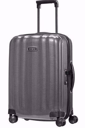 cabin luggage Samsonite Lite-Cube Dlx 55 cm - Eclipse grey