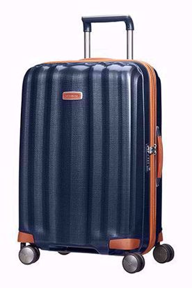 Samsonite lugguge Lite-Cube Dlx 76 cm - Midnight blue