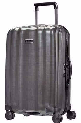 Samsonite lugguge Lite-Cube Dlx 68 cm - Eclipse grey