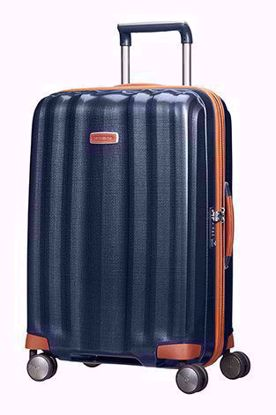 Samsonite lugguge Lite-Cube Dlx 82cm - Midnight blue