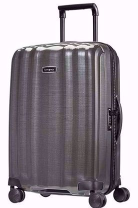 Samsonite lugguge Lite-Cube Dlx 82cm - Eclipse grey