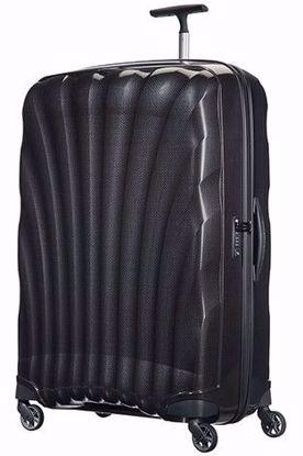 Samsonite luggage Cosmolite 86 cm spinner Black