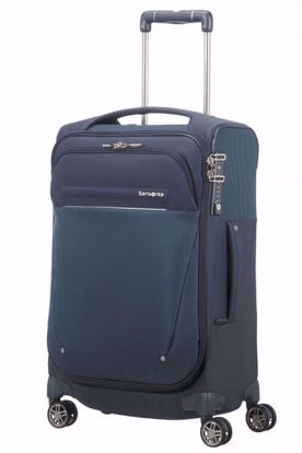 luggage carry on Samsonite B lite icon 55 cm - Dark blue