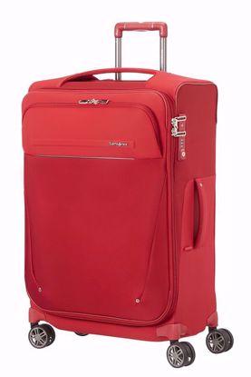 luggage Samsonite B lite icon 71 cm expandable - Red