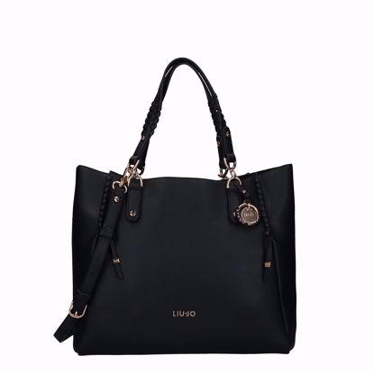 Liu Jo Fant borsa shopping L - Nero