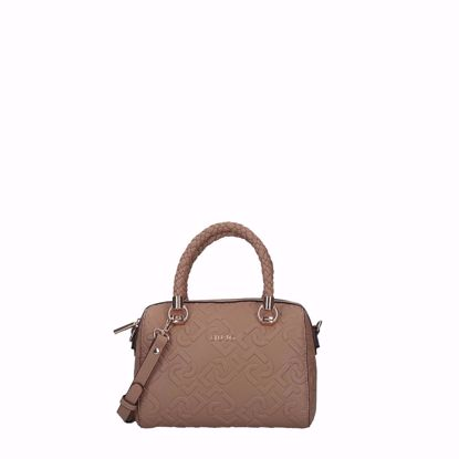 Liu Jo Manhattan borsa a mano S - Indian Tan, Liu Jo Manhattan bag S - Indian Tan