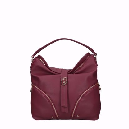 Liu Jo borsa M hobo Cool lampone , Liu Jo bag M hobo Cool raspberry