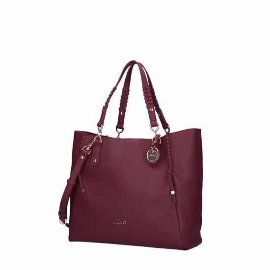 Liu Jo borsa shopping L Fant lampone, Liu Jo shopping bag L Fant raspberry