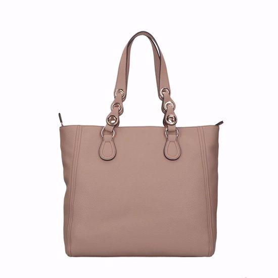 Liu Jo Tene borsa shopping tote L - Cappuccino