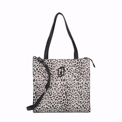 Liu Jo Young borsa shopping L - Maculato cats
